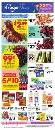 Grocery & Drug offers in the Kroger catalogue in Richardson TX ( 3 days left )