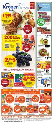 Kroger catalogue in Knoxville TN ( Expired )