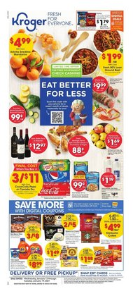 Kroger catalogue ( Expires today )