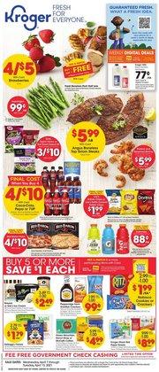 Grocery & Drug offers in the Kroger catalogue in Richmond VA ( 3 days left )