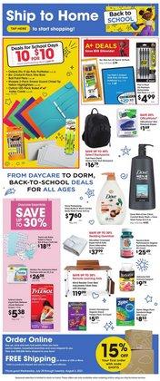 Grocery & Drug deals in the Kroger catalog ( Published today)