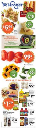 Grocery & Drug deals in the Kroger catalog ( Expires today)
