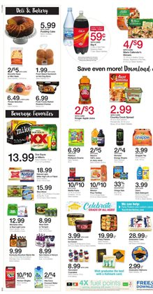 Pizza deals in the Kroger weekly ad in Dallas TX