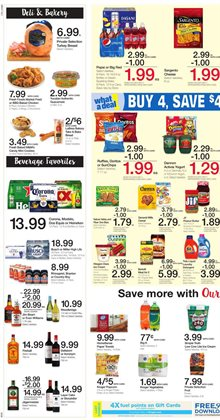 Fabric softener deals in the Kroger weekly ad in Houston TX