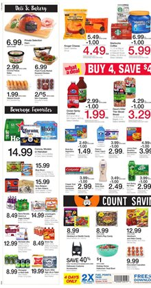 Shampoo deals in the Kroger weekly ad in Dallas TX