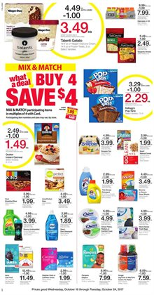Diapers deals in the Kroger weekly ad in Dallas TX