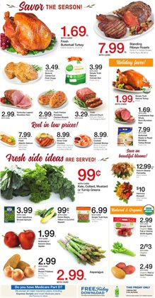 Plants deals in the Kroger weekly ad in Kent WA