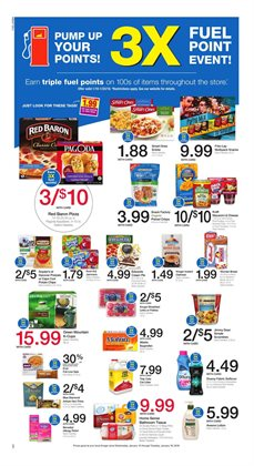 Fabric softener deals in the Kroger weekly ad in Dallas TX