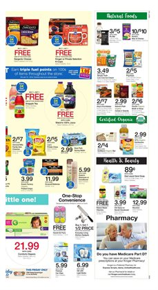 Wardrobe deals in the Kroger weekly ad in Dallas TX