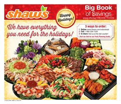 Shaw's deals in the Boston MA weekly ad