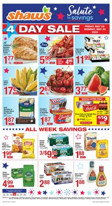 Grocery & Drug offers in the Shaw's catalogue in North Dartmouth MA ( Expires tomorrow )