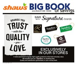 Grocery & Drug offers in the Shaw's catalogue in North Dartmouth MA ( 11 days left )