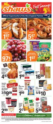 Shaw's catalogue ( Expires today )