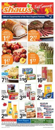 Grocery & Drug offers in the Shaw's catalogue in North Dartmouth MA ( 4 days left )