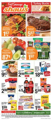 Grocery & Drug offers in the Shaw's catalogue in Cambridge MA ( Expires tomorrow )
