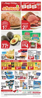 Grocery & Drug offers in the Shaw's catalogue in Boston MA ( Expires today )