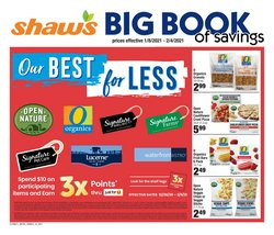 Grocery & Drug offers in the Shaw's catalogue in Brockton MA ( 10 days left )