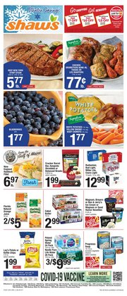 Grocery & Drug offers in the Shaw's catalogue in Brockton MA ( 3 days left )