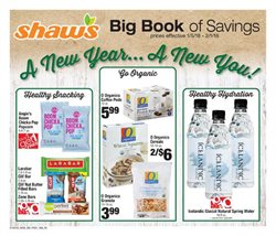 Shaw's deals in the Worcester MA weekly ad