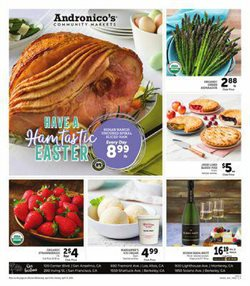 Andronico's catalogue ( 1 day ago )