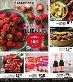 Andronico's catalogue ( Published today )