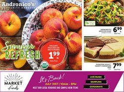 Grocery & Drug deals in the Andronico's catalog ( Published today)