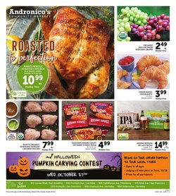 Andronico's deals in the Andronico's catalog ( 1 day ago)