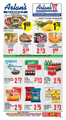 Grocery & Drug offers in the Arlan's Market catalogue in San Antonio TX ( Published today )