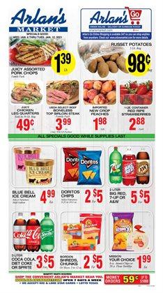 Arlan's Market catalogue ( Expired )