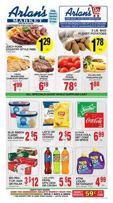 Arlan's Market catalogue ( 1 day ago )