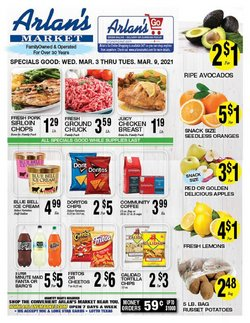 Grocery & Drug offers in the Arlan's Market catalogue in Humble TX ( Expires tomorrow )