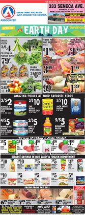 Phones deals in the Associated weekly ad in New York