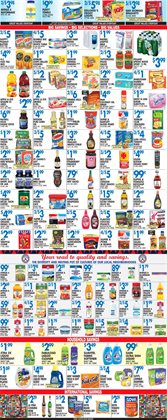 Cleaners deals in the Associated weekly ad in New York