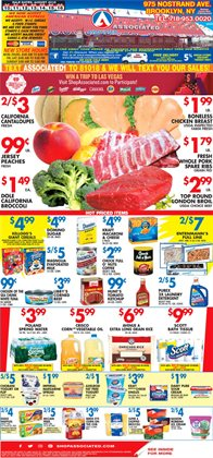 Kraft deals in the Associated weekly ad in New York