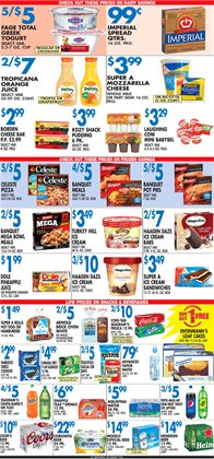 Bowl deals in the Associated weekly ad in New York