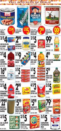 Kellogg's deals in the Associated weekly ad in New York