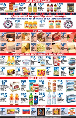 Balls deals in the Associated weekly ad in New York