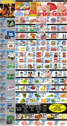 Salad deals in the Associated weekly ad in New York