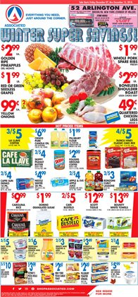 Canon deals in the Associated weekly ad in New York