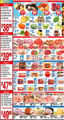 Beef stew deals in the Associated weekly ad in New York