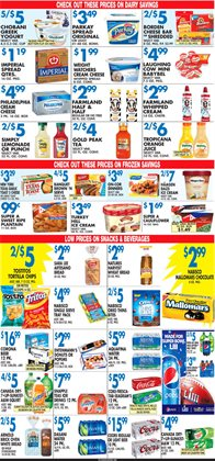 Nabisco deals in the Associated weekly ad in New York
