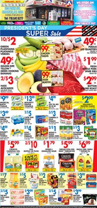 Avocados deals in the Associated weekly ad in New York