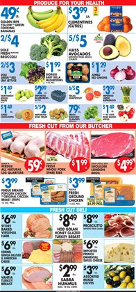 Kiwis deals in the Associated weekly ad in New York