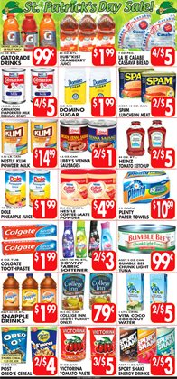 Oreo deals in the Associated weekly ad in New York