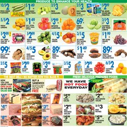 Tuna deals in the Associated weekly ad in New York