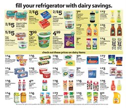Refrigerators deals in the Associated weekly ad in New York