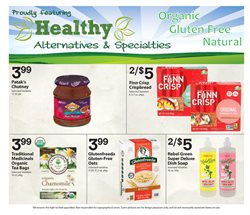 Cereals deals in the Associated weekly ad in New York