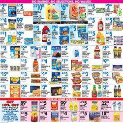 Noodles deals in the Associated weekly ad in New York