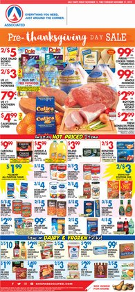 Associated deals in the Philadelphia PA weekly ad