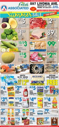 Picture & sound deals in Associated